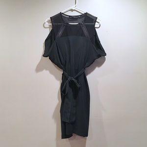 All Saints Silk Cari Dress